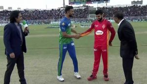 Multan Sultan Vs Islamabad United