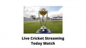 live cricket online streaming