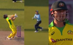 Jofra Archer pins Marcus Stoinis with an 'unplayable' bouncer