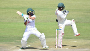 Fawad Alam fifty extends Pakistan lead to 85 runs at tea